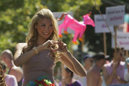 Jenna Talackova... (Photo: Reuters)
