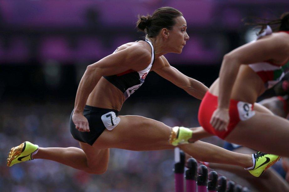 Jessica Zelinka... (PHOTO MARK BLINCH, REUTERS)