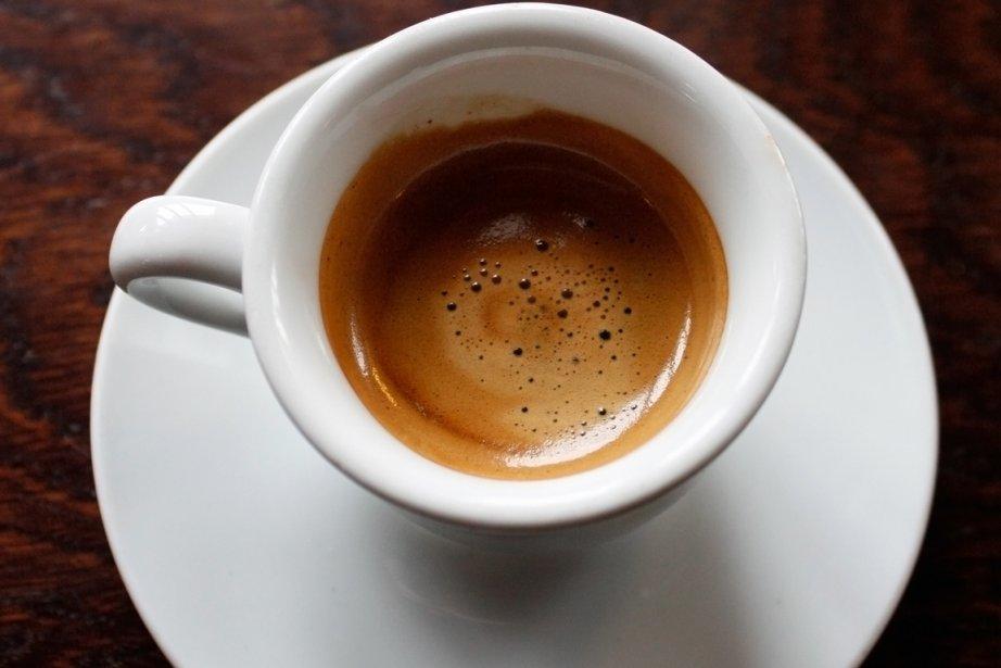 Avant, les New-yorkais buvaient leur café à la... (Photo RelaxNews)
