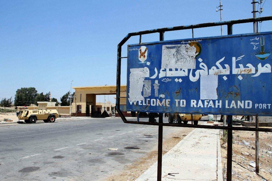 «Nous jurons au nom de Dieu que nous... (Photo Ahmed Mahmoud, Agence France-Presse)