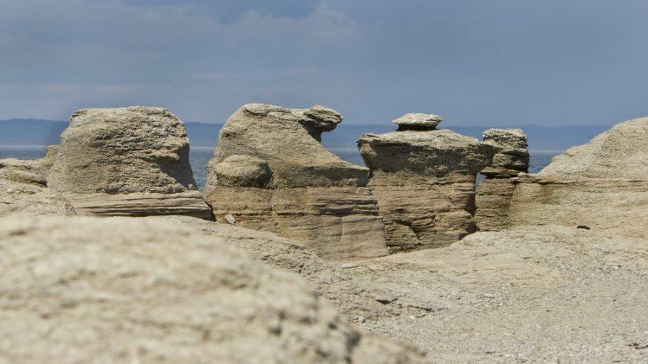 Monolithe de Longue-Pointe-de-Mingan.... | 2012-08-06 00:00:00.000