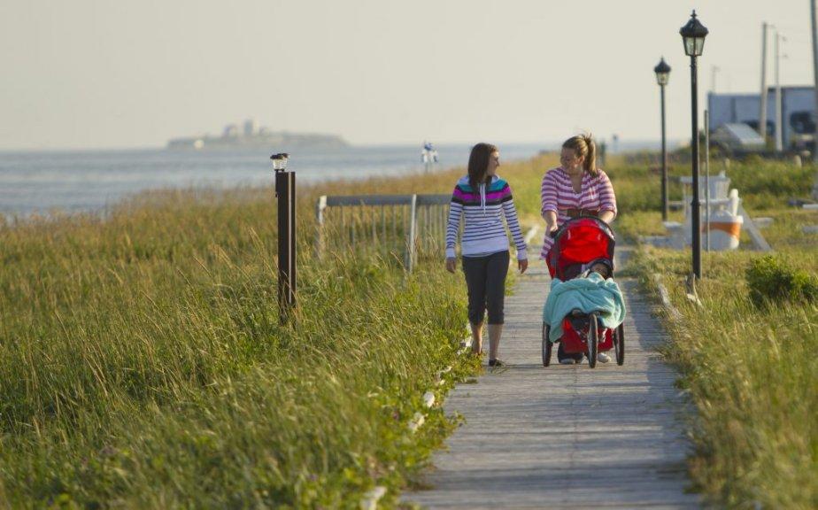 La promenade de Longue-Pointe. | 6 août 2012