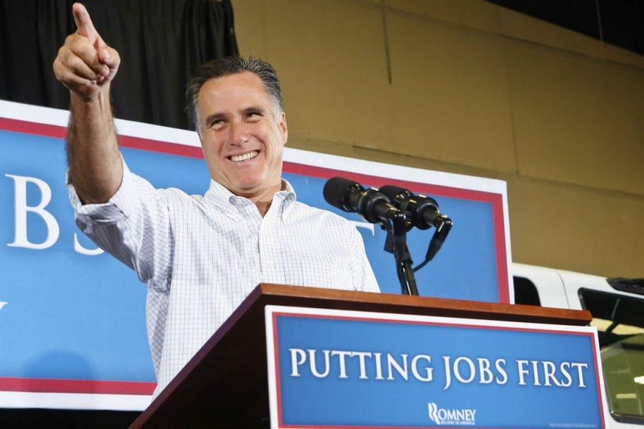 Mitt Romney... (Photo Reuters)