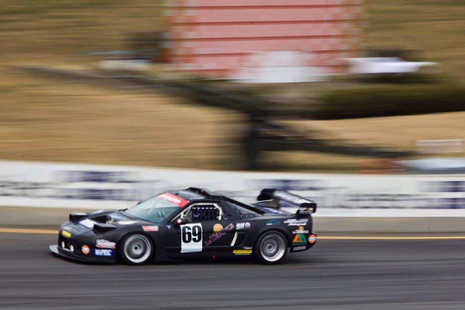 Jean-François Dumoulin en Canadian Super Car. | 6 août 2012