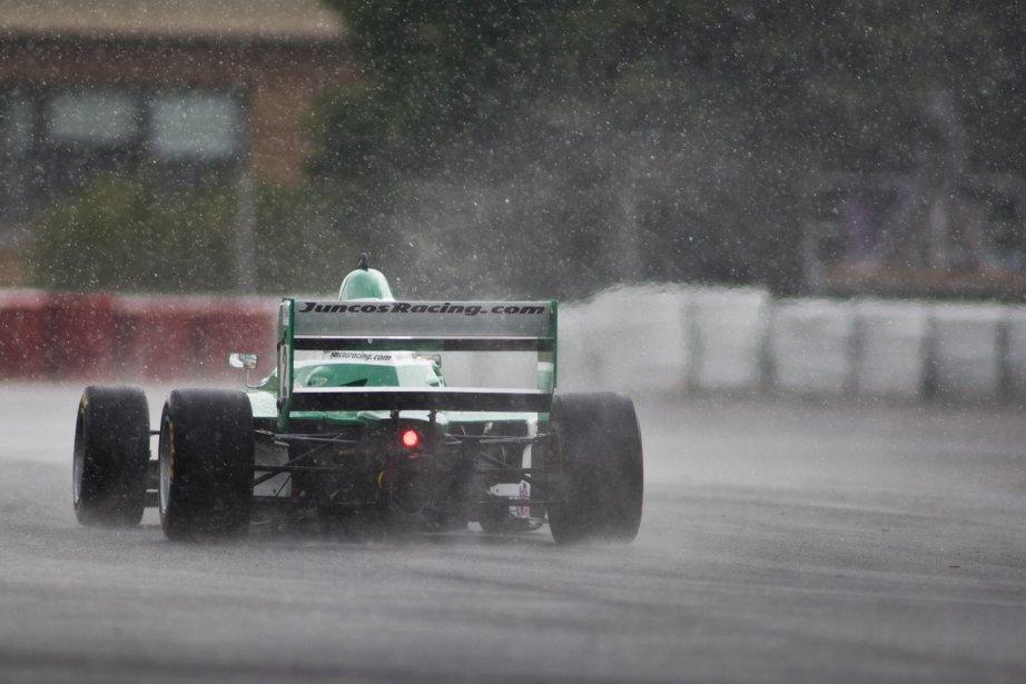 Connor De Philippi en série Star Mazda. | 6 août 2012