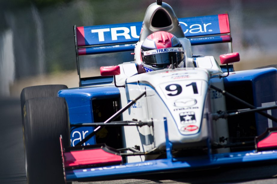 Ashley Freiberg en Star Mazda | 6 août 2012