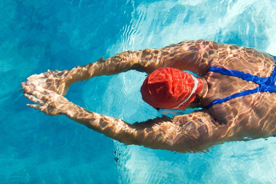 Lors des baignades estivales, les spécialistes de la vue... (Photo RelaxNews)