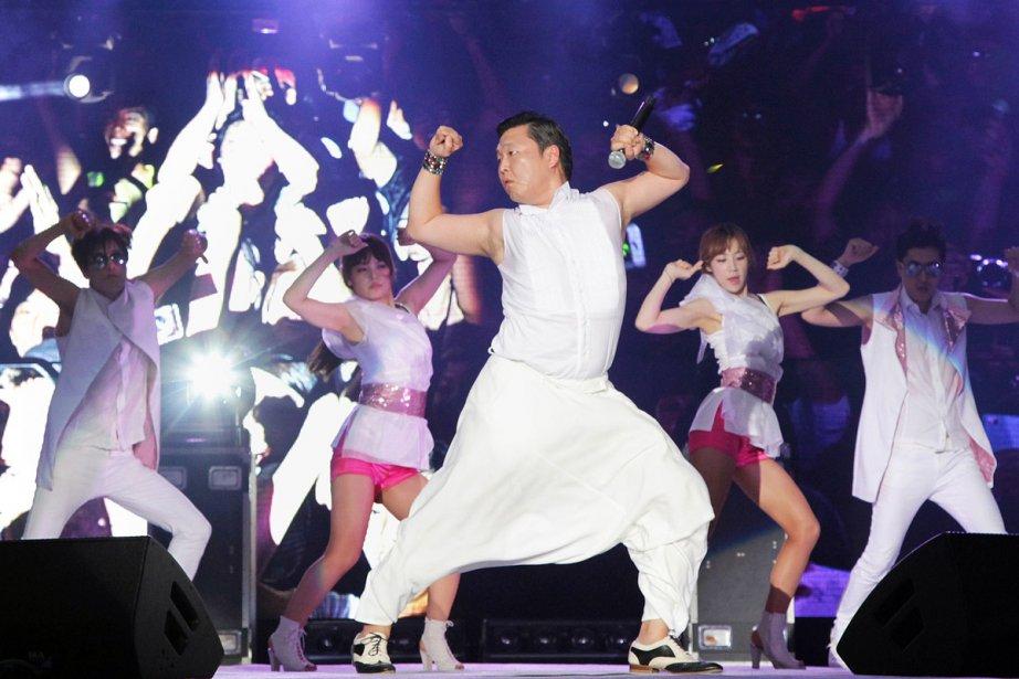 Park Jae-Sang, plus connu sous le nom de... (Photo: AFP)