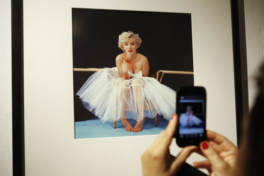 Une des photos de Marilyn Monroe provenant d'une... (Photo: Reuters)