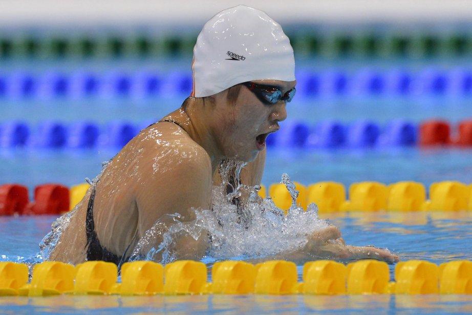 Le titre olympique de la jeune nageuse chinoise... (Photo: Reuters)