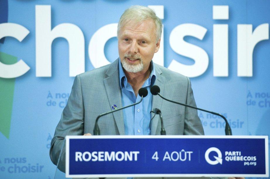 Jean François Lisée sera le candidat du Parti... (PHOTO GRAHAM HUGHES, LA PRESSE CANADIENNE)