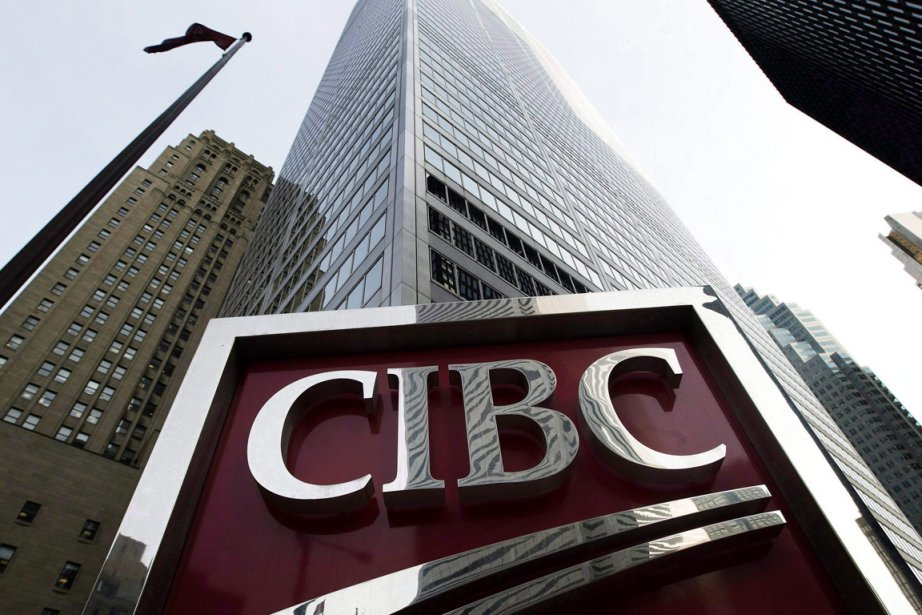 La banque CIBC ( (Photo La Presse Canadienne)
