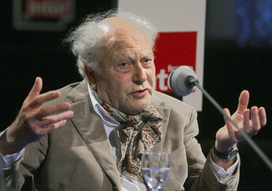 Michel Polac... (Photo: archives AFP)