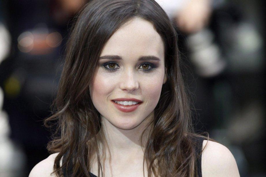 Ellen Page... (Photo: La Presse Canadienne)