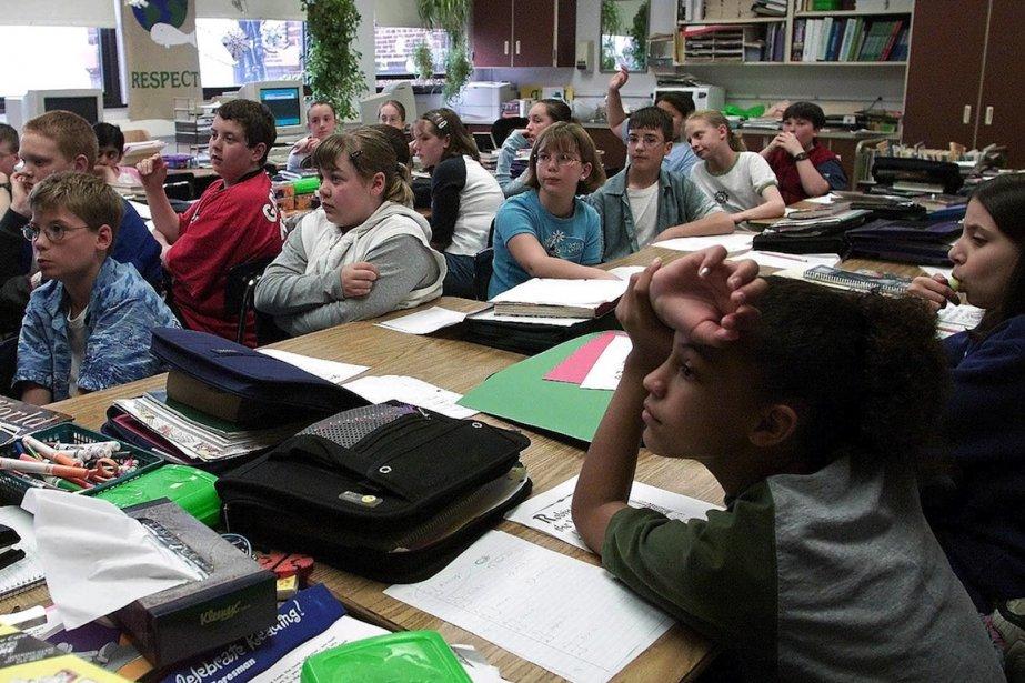 Les listes de matériel scolaire à acheter n'en... (PHOTO ARCHIVES, THE NEW YORK TIMES)