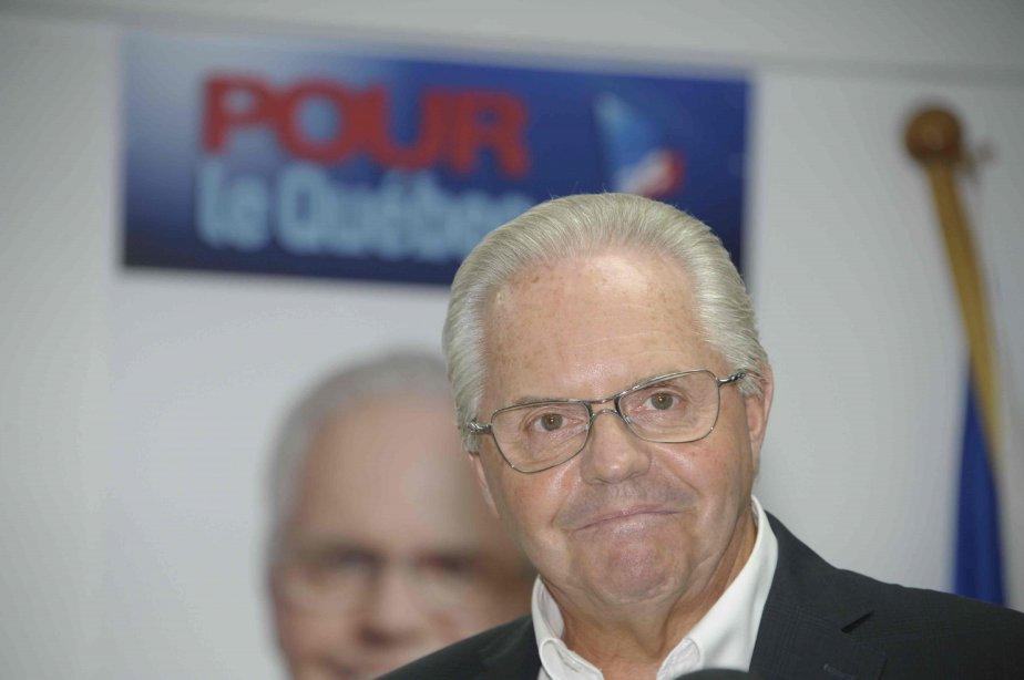 Le candidat libéral Jeannot Boulianne accuse le Parti... (Gimmy Desbiens)