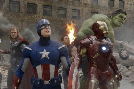 Sorti ce printemps, The Avengers s'est avéré un... (Photo: Reuters)