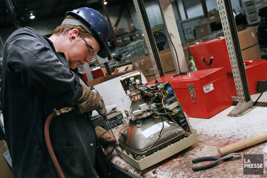 La situation économique continue de s'améliorer dans la... (Photo Bloomberg)