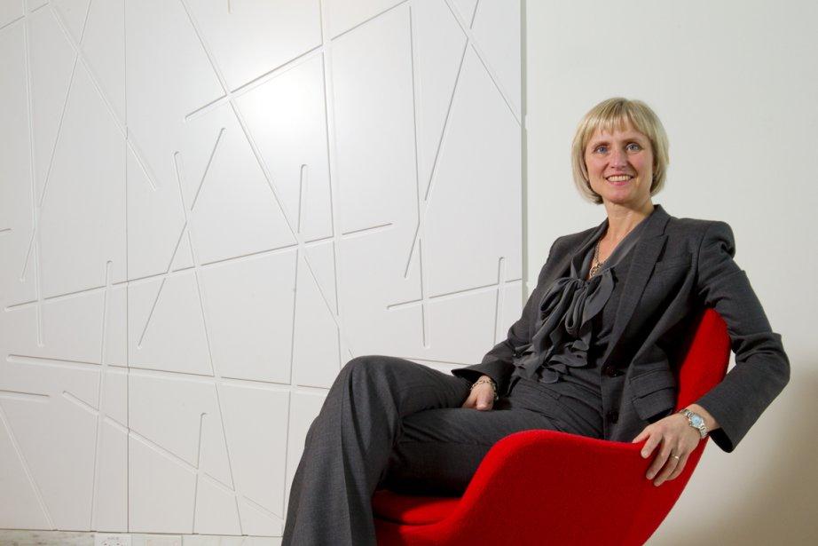 Anne-Marie Hubert, associée directrice, Services consultatifs chez Ernst... (PHOTO ALAIN ROBERGE, LA PRESSE)