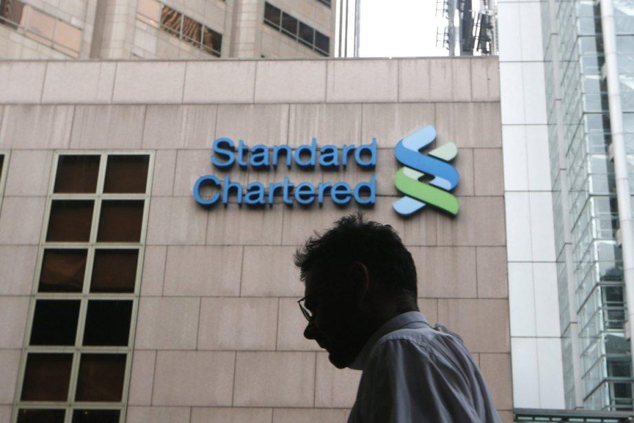 Le PDG de la banque britannique Standard... (PHOTO KIN CHEUNG, ASSOCIATED PRESS)