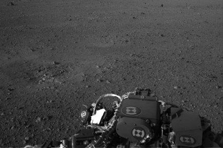 Le deuxième jour sur Mars s'est déroulé sans problèmes pour... (Photo: Reuters)