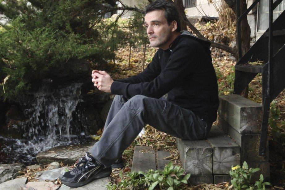 Le dramaturge Serge Boucher... (Photo: Martin Chamberland, La Presse)