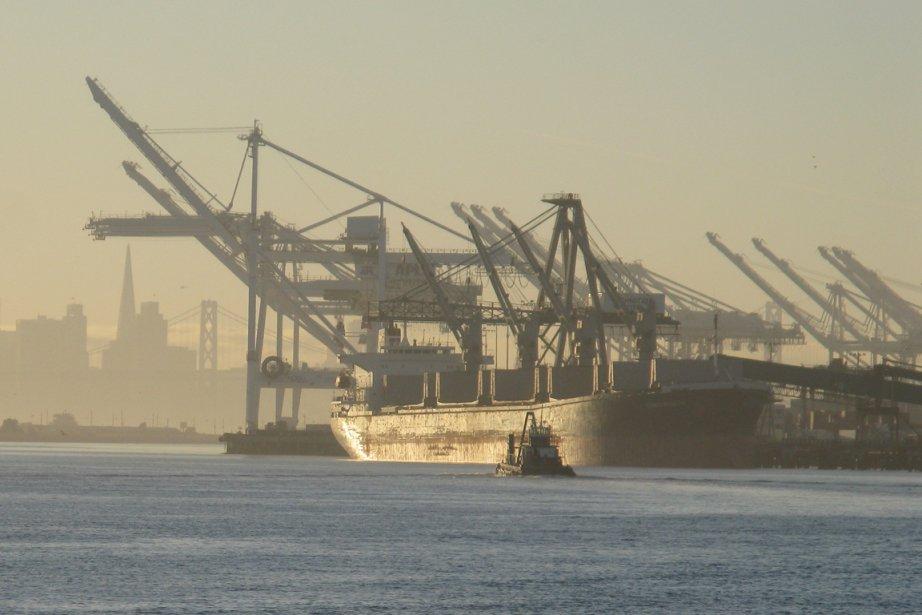 Port de San Francisco... (PHOTO ÉMILIE CÔTÉ, LA PRESSE)