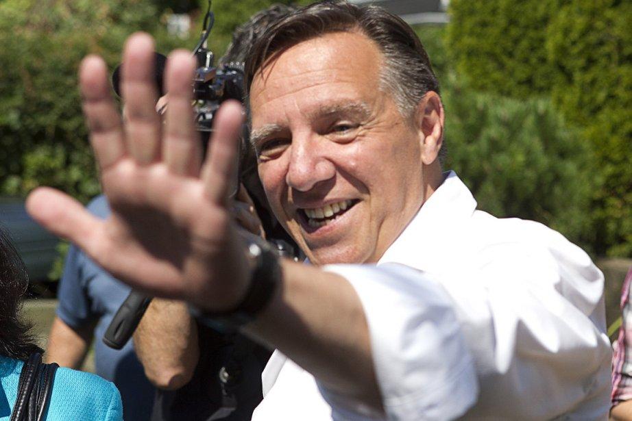François Legault... (Photo Reuters)
