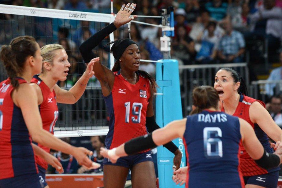 Les États-Unis affronteront le Brésil ou le Japon.... (Photo : Kirill Kudryavtsev, AFP)