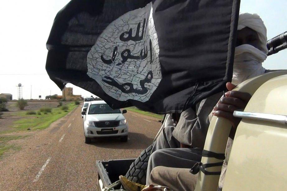 L'objectif des groupes islamistes armés qui se partagent... (Photo: Reuters)