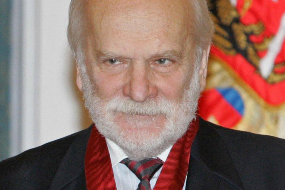 Piotr  Fomenko photographié en décembre 2007.... (Photo: archives AFP)