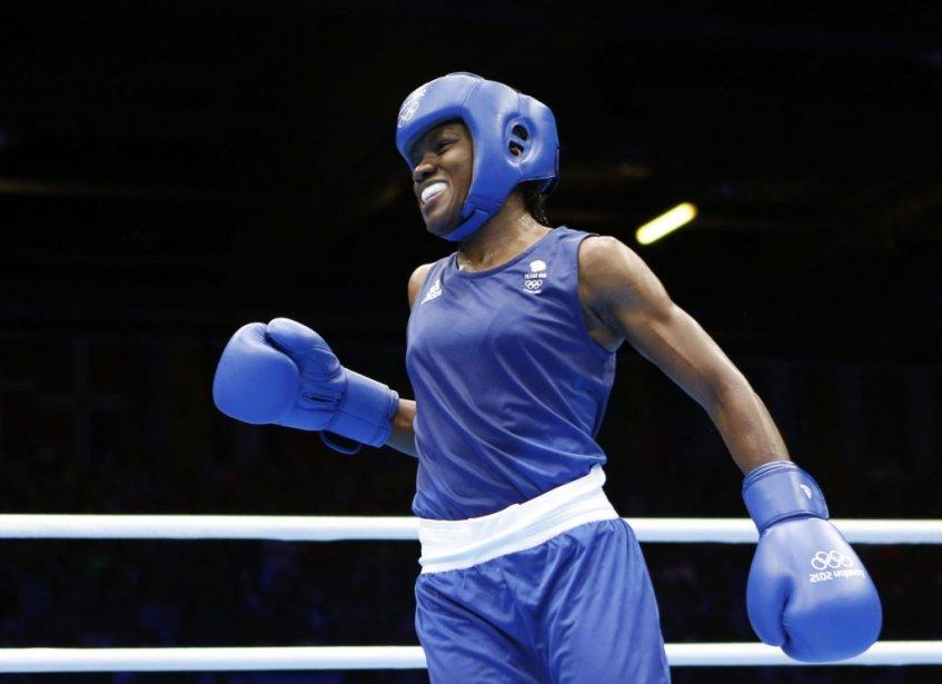 C'est à la Britannique Nicola Adams qu'est revenu l'honneur de gagner la toute première médaille d?or en boxe féminine aux Jeux olympiques. | 9 août 2012