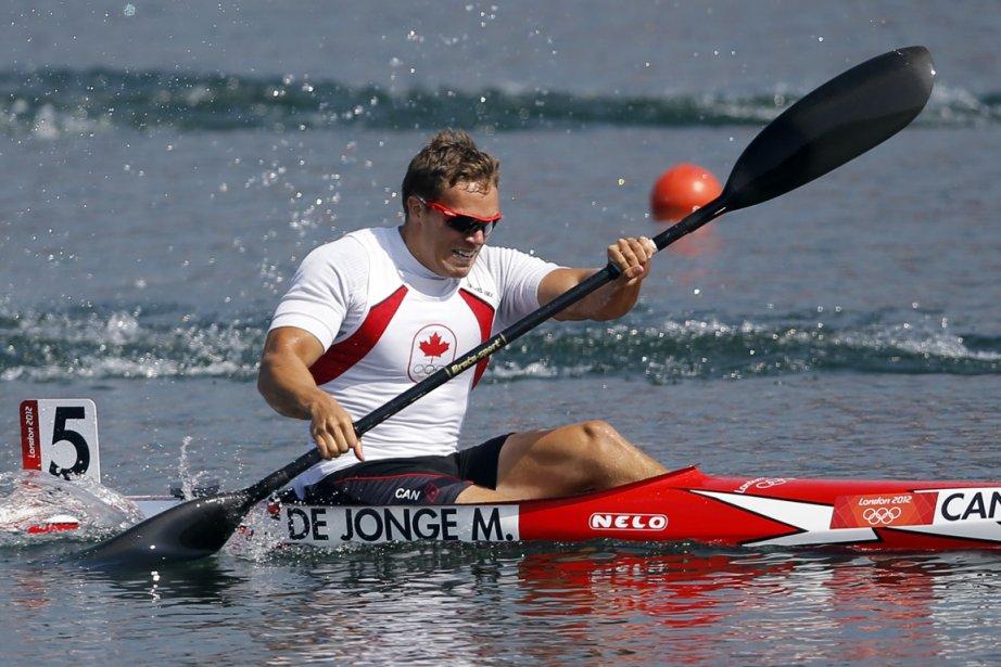 Mark de Jonge... (Photo: Reuters)