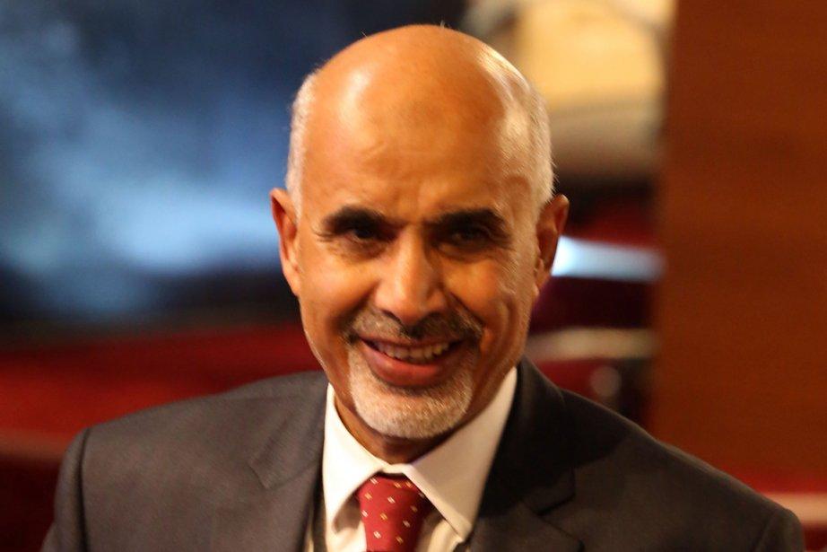 Mohamed al-Megaryef présidait vendredi la première séance officielle... (PHOTO MAHMUD TURKI, REUTERS)