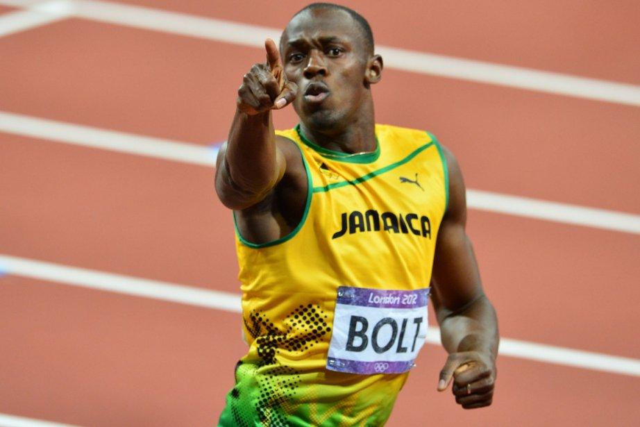 Usain Bolt sera remplacé par Kemar Bailey-Cole en... (Photo : Gabriel Bouys, AFP)