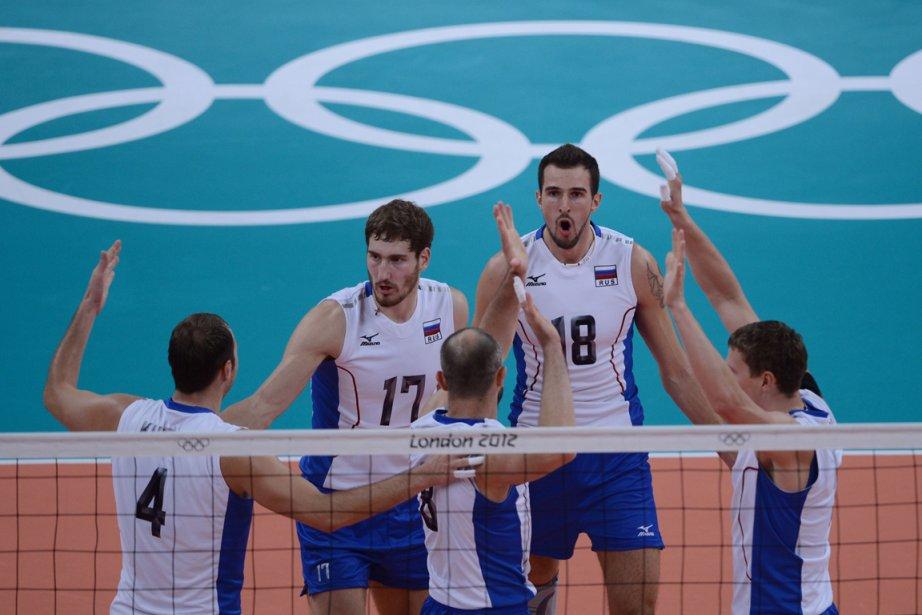 En demi-finale, les Russes ont battu la Bulgarie... (Photo : Manan Vatsyayana, AFP)