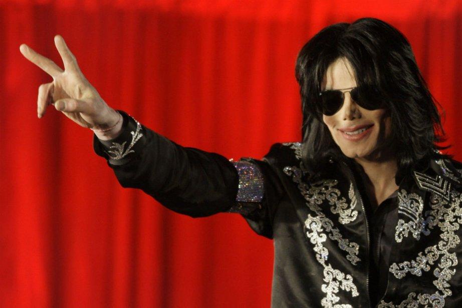 Les droits d'auteur de Michael Jackson, décédé en... (PHOTO ARCHIVES AP)
