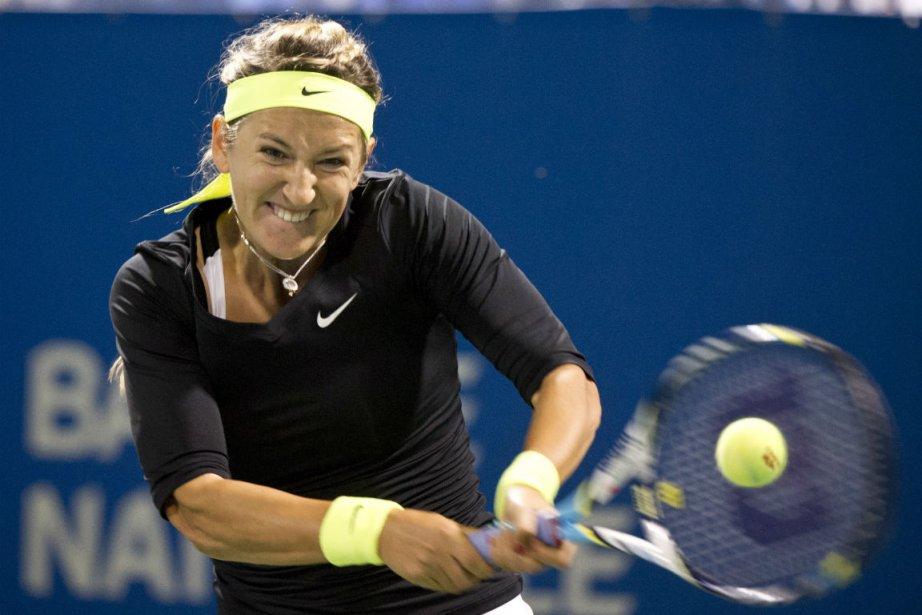Victoria Azarenka s'est retirée du tournoi de la... (Photo Paul Chiasson, La Presse Canadienne)