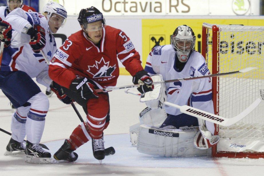 Cristobal Huet (à droite)... (Photo Petr David Josek, Associated Press)