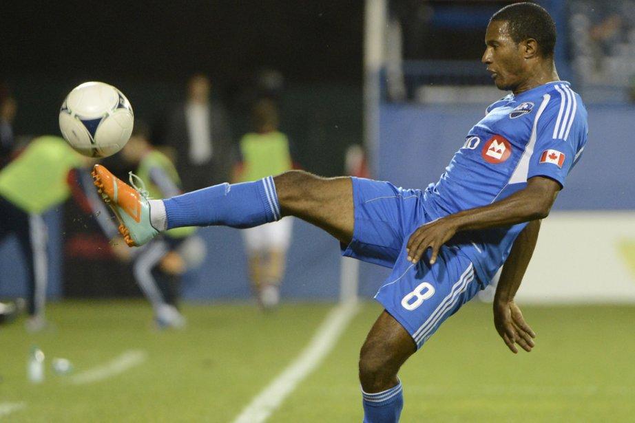 Patrice Bernier a joué pendant 62 minutes dans... (Photo : Bernard Brault, La Presse)