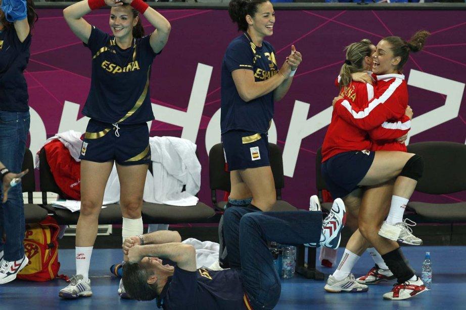 C'est la première médaille olympique de l'histoire pour... (Photo : Vadim Ghirda, AP)