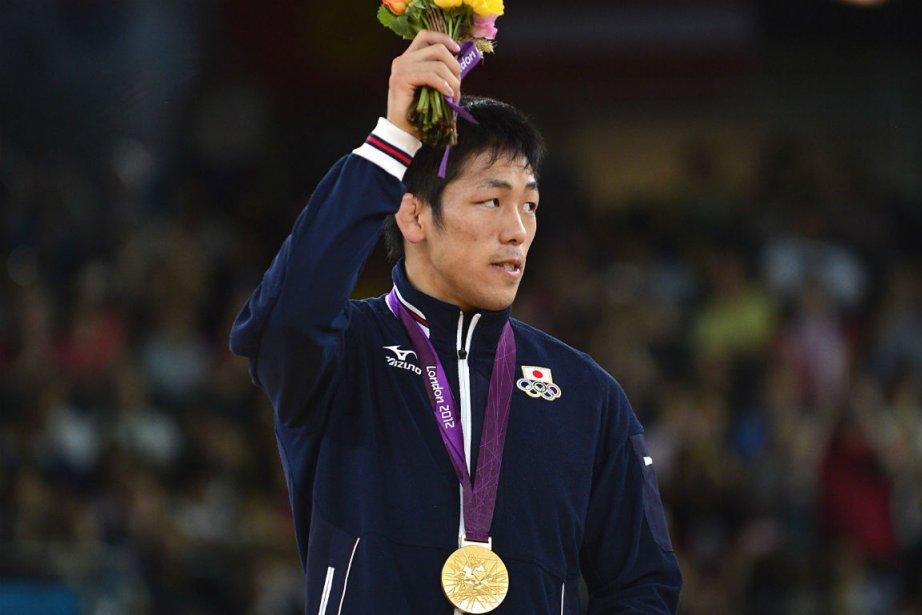 Tatsuhiro Yonemitsu... (Photo Yuri Cortez, Agence France-Presse)