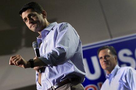 Paul Ryan est devenu le héros des conservateurs... (Photo: Reuters)