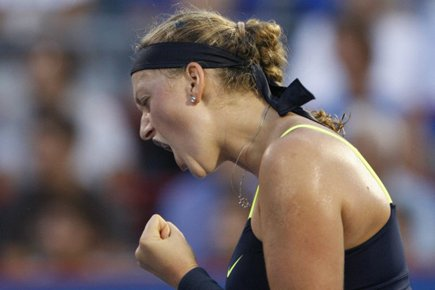 Petra Kvitova a vaincu la Danoise Caroline Wozniacki... (Photo: Reuters)