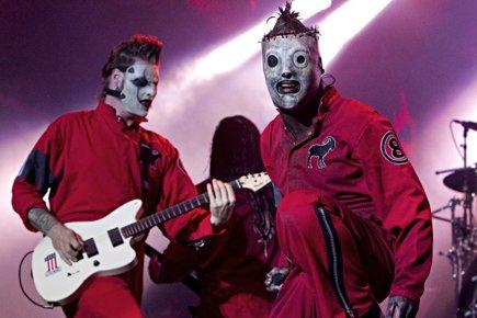 Slipknot a relevé avec brio... (Photo: Alain Décarie, Collaboration spéciale)