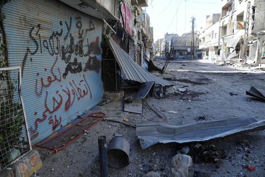 Les violences en Syrie ont fait plus de... (Photo: AFP)
