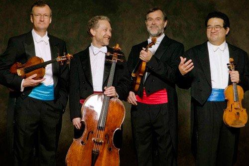 Le Quatuor Endellion... (Photo: site internet du Quatuor Endellion)