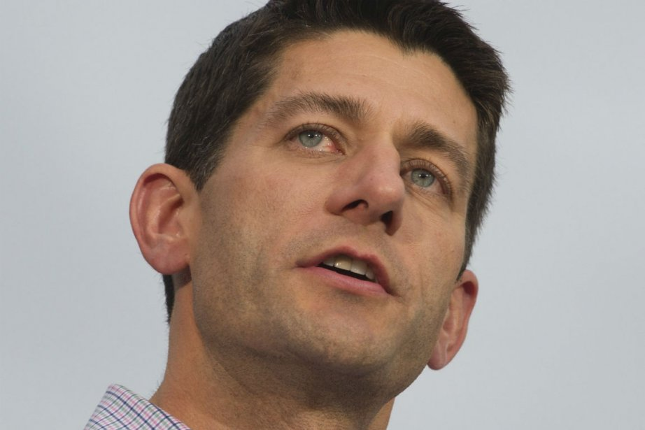 Paul Ryan... (Photo Saul Loeb, Agence France-Presse)