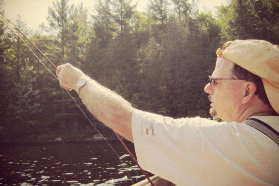 Avertissement: ce qui suit est une histoire de pêche. Vous avez le choix d'y...