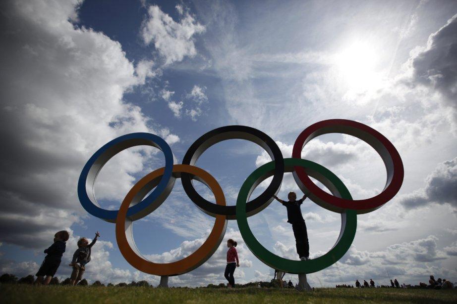 Melbourne a accueilli les Jeux olympiques en 1956... (Photo : Natacha Pisarenko, AP)